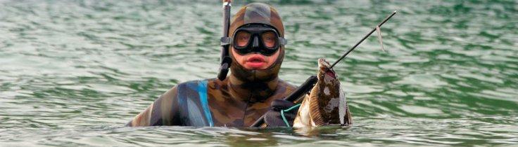 Undervandsjagt – skyd en fisk